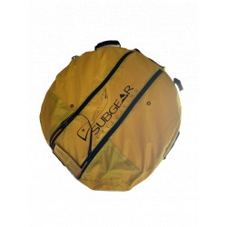 Bouée SubGear Jaune Freediving