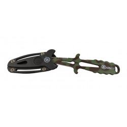 Couteau steel camo de chez Sigalsub