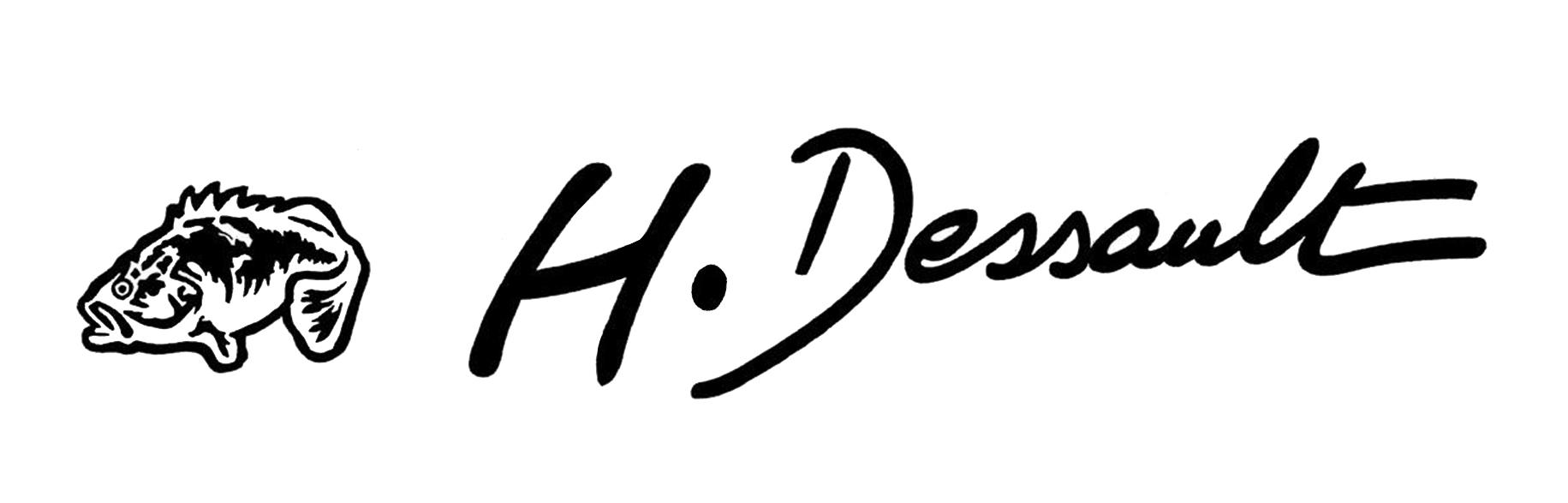 Logo H-Dessault chasse sousmarine et apnée
